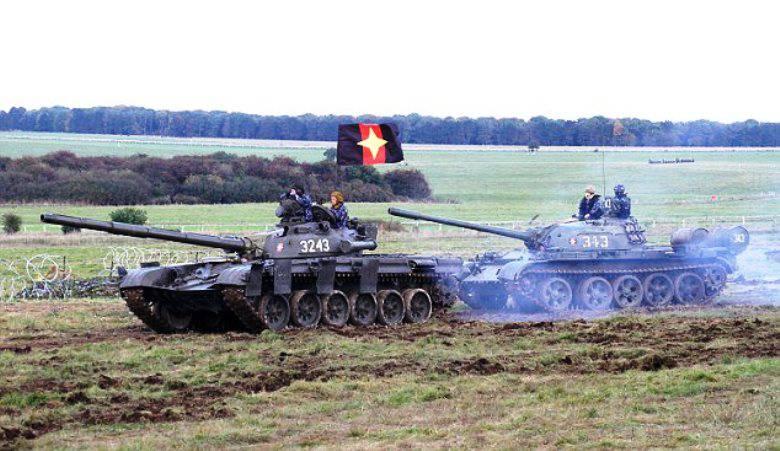 Британцы используют на учениях российскую бронетехнику