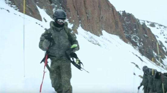 Русский спецназ участвует ввоенных учениях в КНР