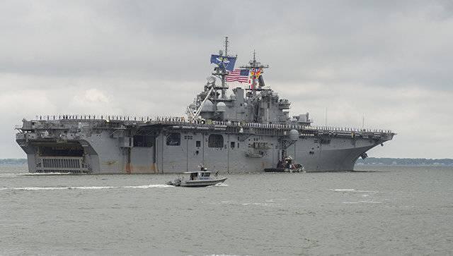ВМС США: американская промышленность легко справится с задачей строительства дополнительных кораблей
