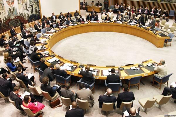 Китайско-британская словесная стычка в СБ ООН