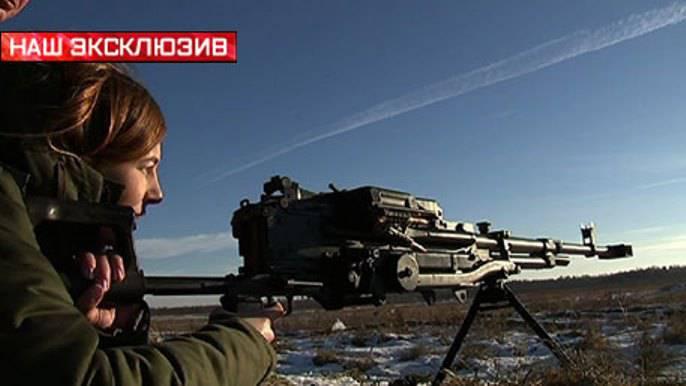 ВСергейцево испытали засекреченные пулеметы
