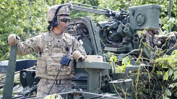 Пентагон готовит солдат к боям с российской армией