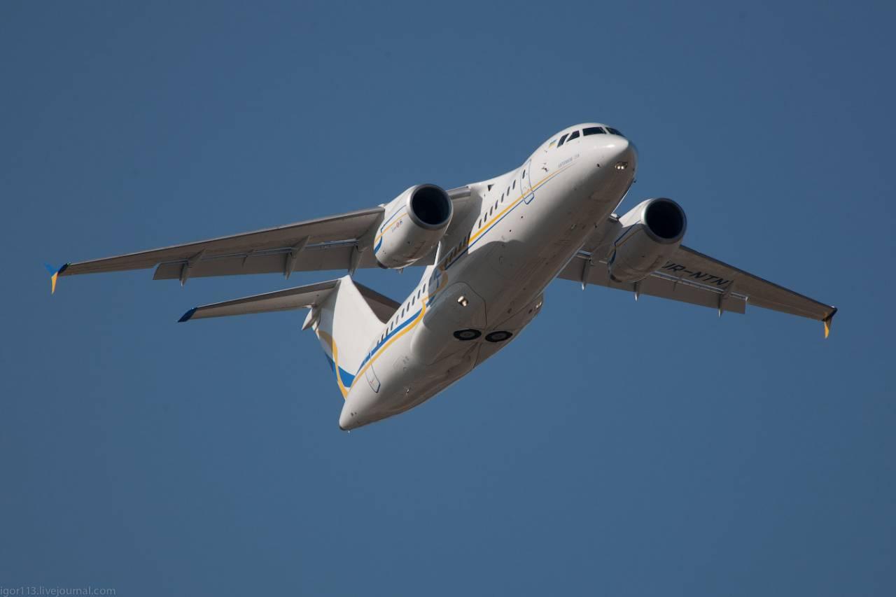«Антонову» нужны 700 млн долларов для запуска серийного производства самолетов