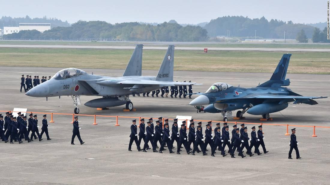 США возвращает Японии полигон наОкинаве