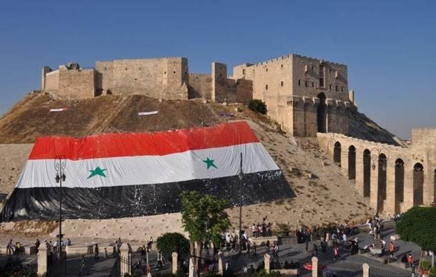 Историческая часть Алеппо перешла под контроль сирийской армии