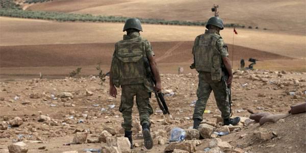 СМИ: Удар по турецким военнослужащим в Сирии нанесён иранским беспилотником