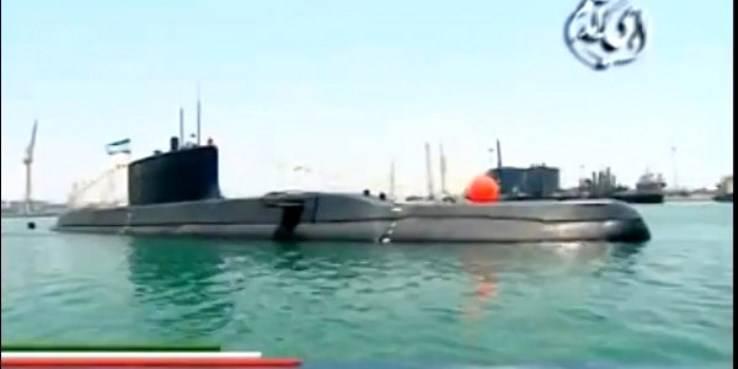 Иранские ВМС обновят состав подводного флота