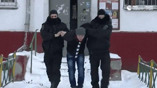 В Москве 25 человек задержаны по подозрению в экстремизме