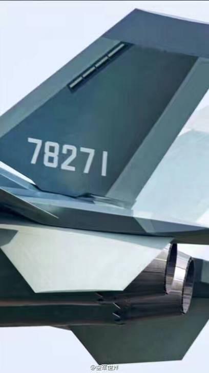 СМИ: истребитель нового поколения J-20A начал поступать в китайские ВВС