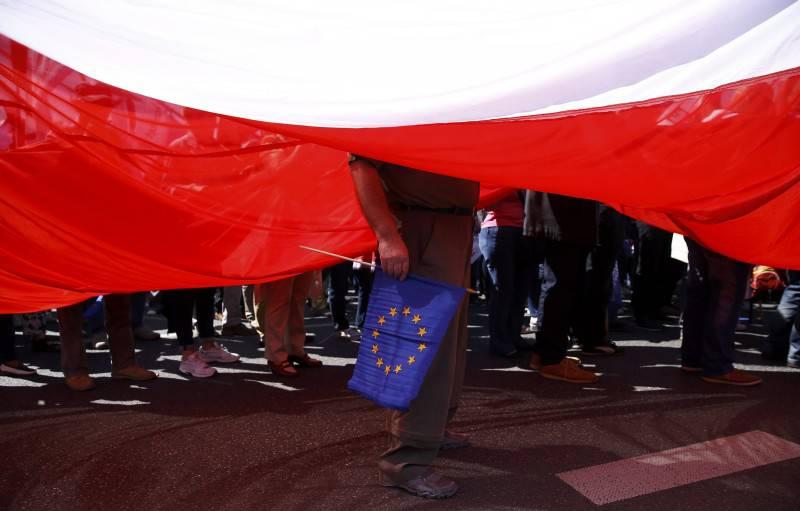 Печальное влияние НАТО на Польшу