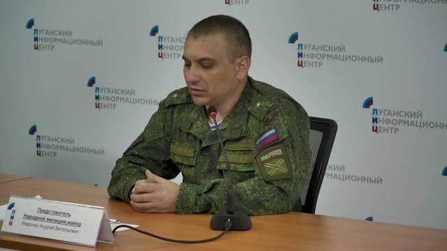 ЛНР: Украинский солдат насмерть замёрз на посту