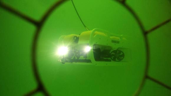 В РФ разворачивается подводная система навигации «Позиционер»