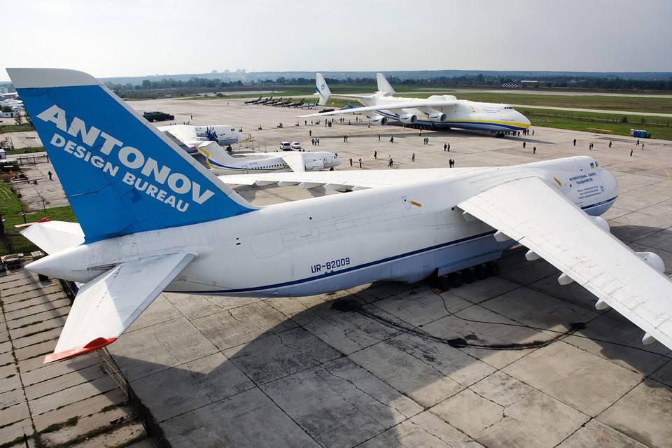 «Антонов» предложил Трампу сделать президентский самолёт