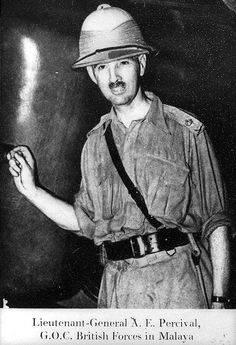 Малайская операция. Сокрушительное поражение Британии в Юго-Восточной Азии