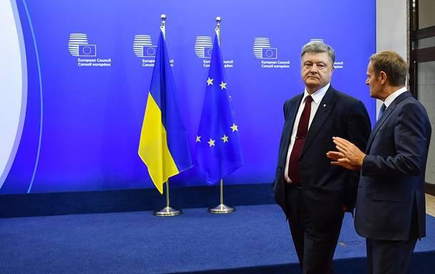 Reuters: ЕС возобновляет работу по предоставлению Украине и Грузии безвизового режима