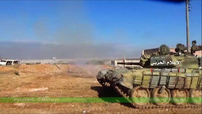 """Ливанское ТВ: """"Джебхат ан-Нусра"""" заявила о прекращении сопротивления в Алеппо"""