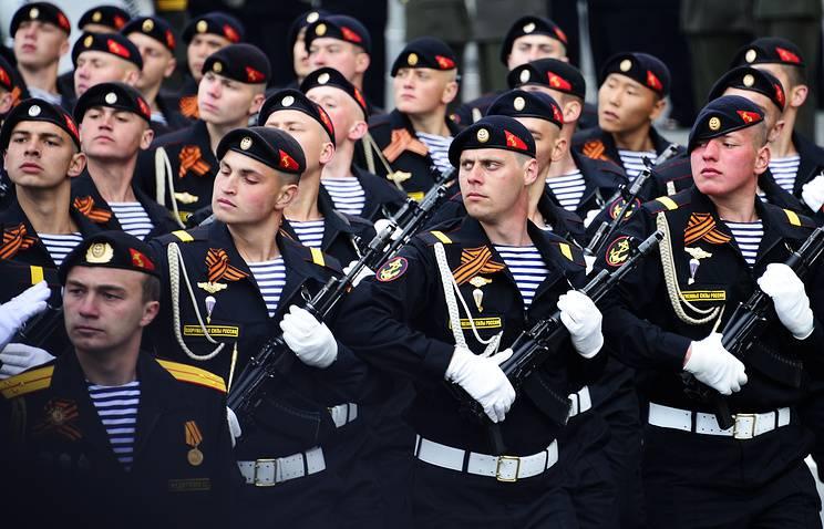 В учебном центре ВМФ РФ за год подготовлено более 600 морпехов для групп антитеррора