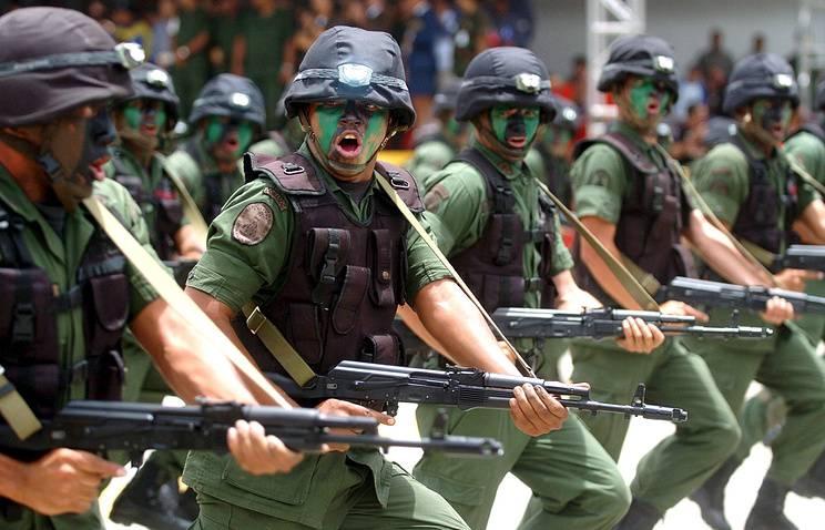 Серийное производство Ак-103 будет запущено в Венесуэле в 2019 году