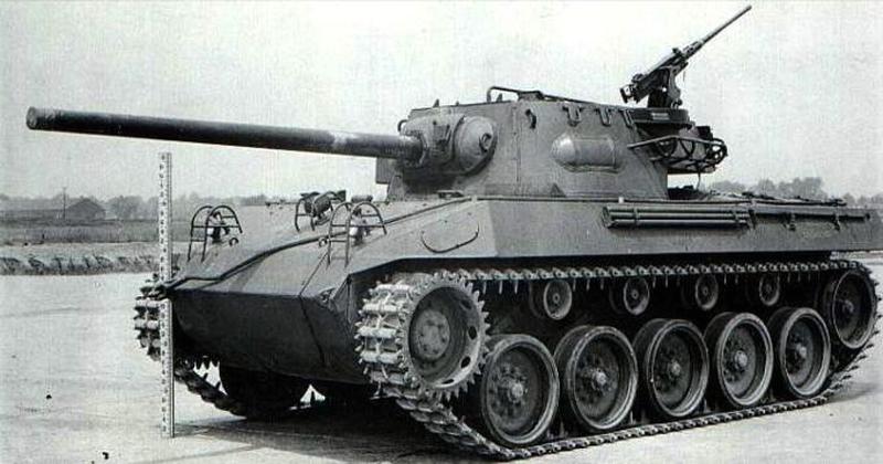 На пути к «Хеллкэту» (M18 Hellcat)
