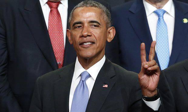 Обама снял все ограничения на поставки оружия боевикам в Сирию