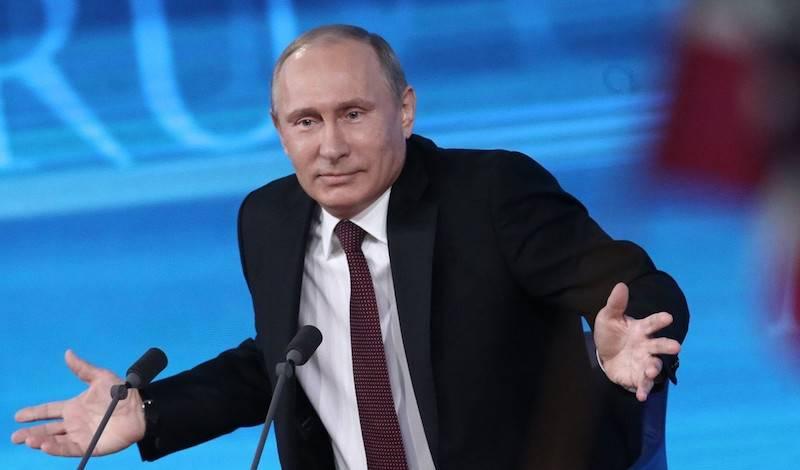 «От таких вещей волосы дыбом встают», – прокомментировал Путин постановление суда