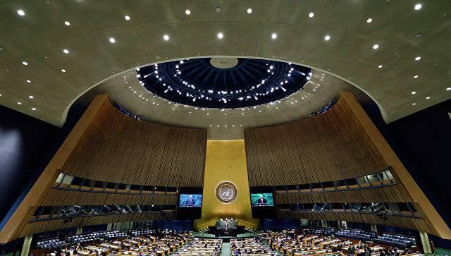 В ООН заявили о необходимости «масштабной международной операции», направленной на восстановление Сирии