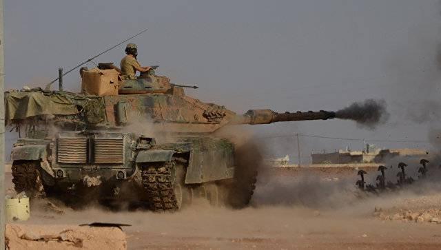 СМИ: Минобороны Турции направило в Сирию дополнительно 300 спецназовцев