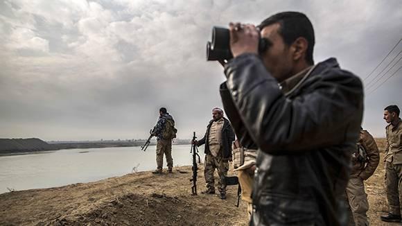В Ираке ищут виновных в недавнем провале операции по захвату пункта управления террористов в Мосуле