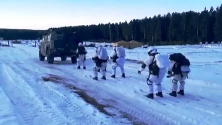Западные СМИ разглядели в российских учениях подготовку к «зимней войне»