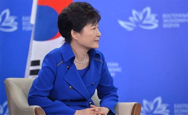 Южнокорейский парламент выступил за импичмент президента