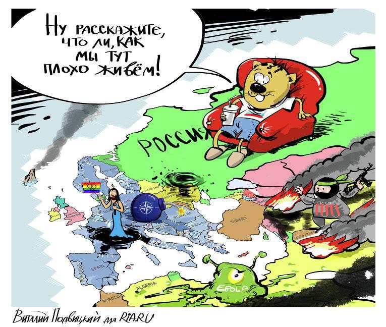Почему российские мигранты демонстративно презирают Россию
