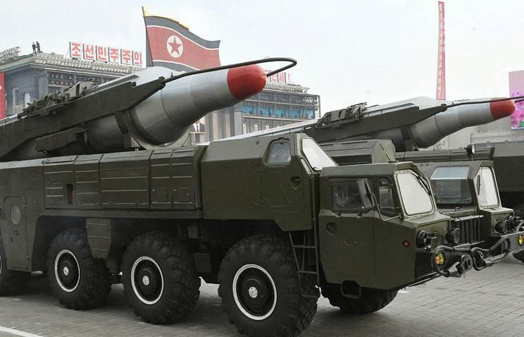 СМИ: вероятно, в Северной Корее добились миниатюризации ядерного заряда