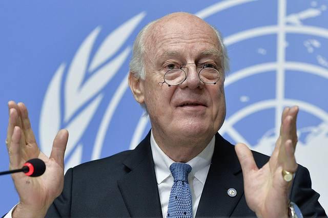 Вмеждународной Организации Объединенных Наций (ООН) посоветовали восстановить мирные переговоры поСирии