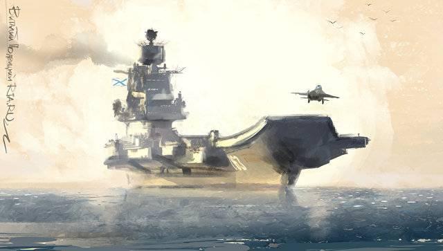 Как считать будем: инциденты на авианосце 'Адмирал Кузнецов' и опыт ВМС США