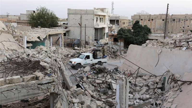 Более тысячи боевиков сдались сирийской армии в восточном Алеппо