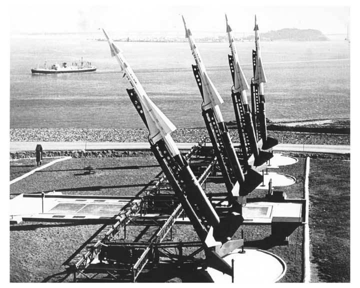 उत्तरी अमेरिका वायु रक्षा प्रणाली (1 का हिस्सा)