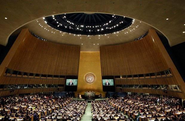ГА ООН приняла резолюцию о прекращении боевых действий в Сирии