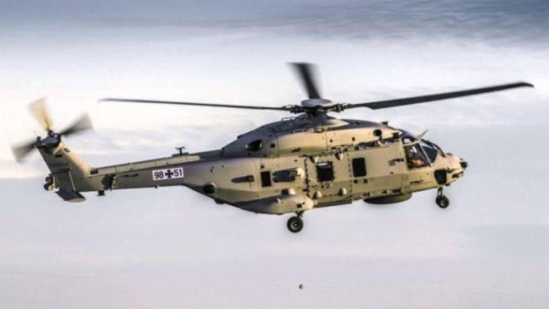 ВМС Германии примут на вооружение вертолёт отечественной разработки