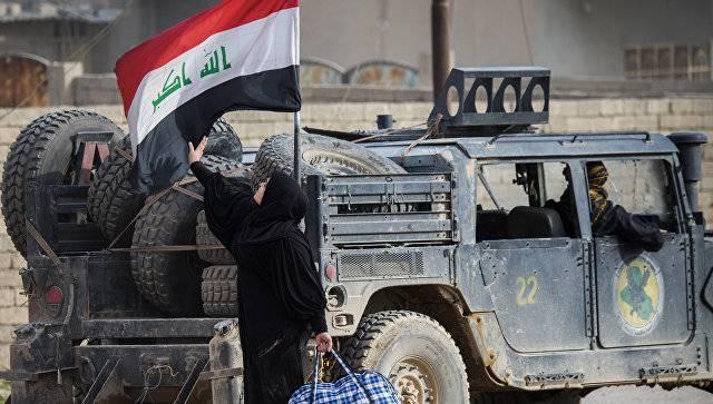 ВВС США снова ошиблись, уничтожив в Мосуле около 90 военнослужащих иракской армии