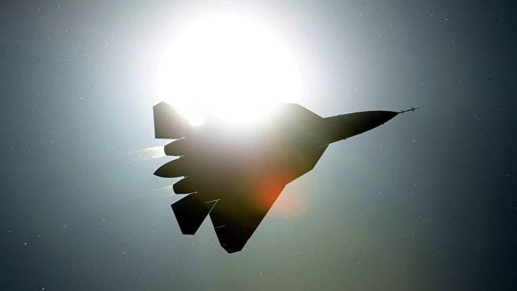 Поставки истребителей 5-го поколения в следующем году будут всрок— ВКСРФ