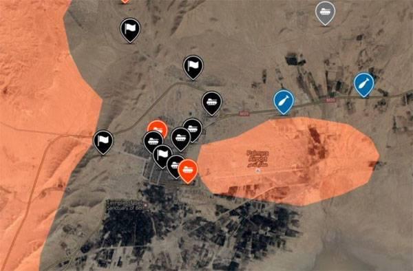 СМИ: ИГИЛ снова в Пальмире