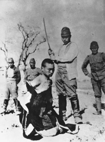 Стоны тысяч убитых. Как «кровавый принц» избежал наказания за Нанкинскую резню