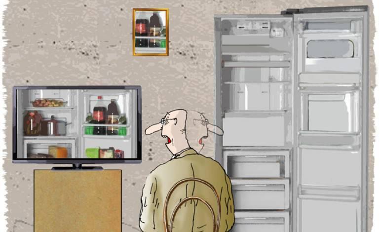 Идеология. Телевизор против холодильника