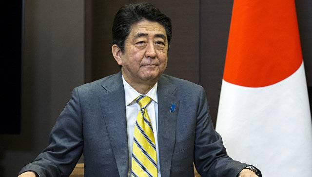Премьер Японии объявил оготовности положить конец территориальному спору сРФ