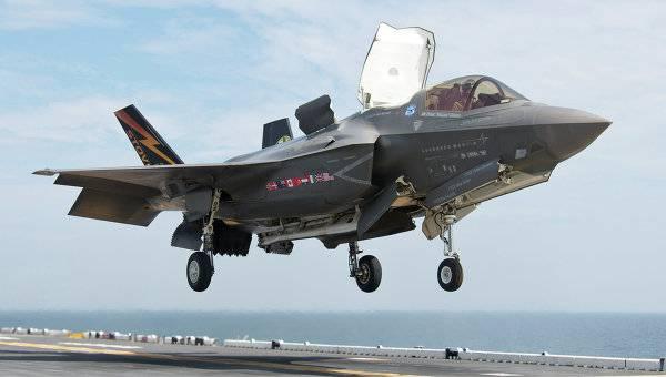 В Израиле ожидают прибытия первых двух истребителей F-35