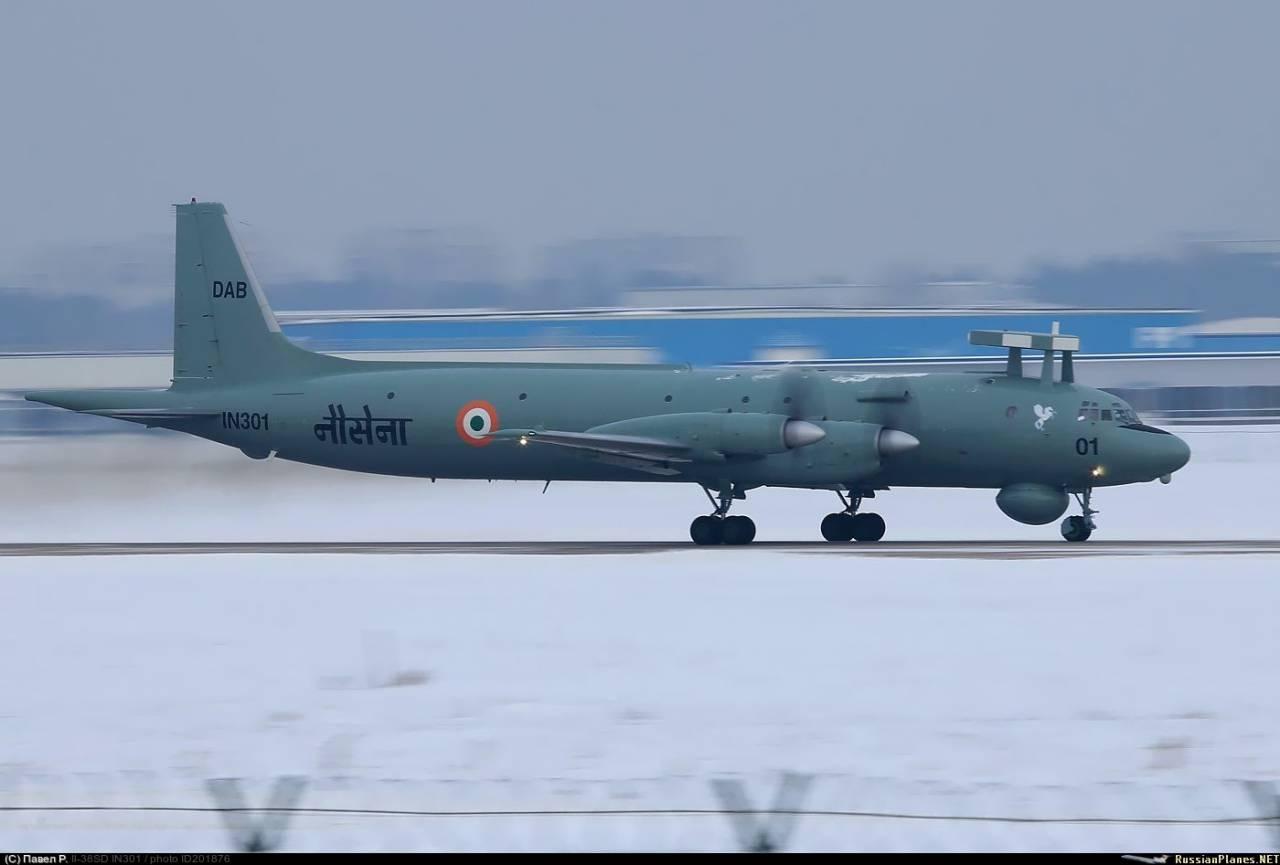 ВУльяновске прошел испытание модернизированный самолет Ил-76МД-90А