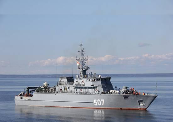 """""""Alexander Obukhov"""": das erste Schiff einer großen Serie"""