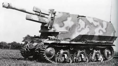 Свой среди чужих. Французские танки. Окончание