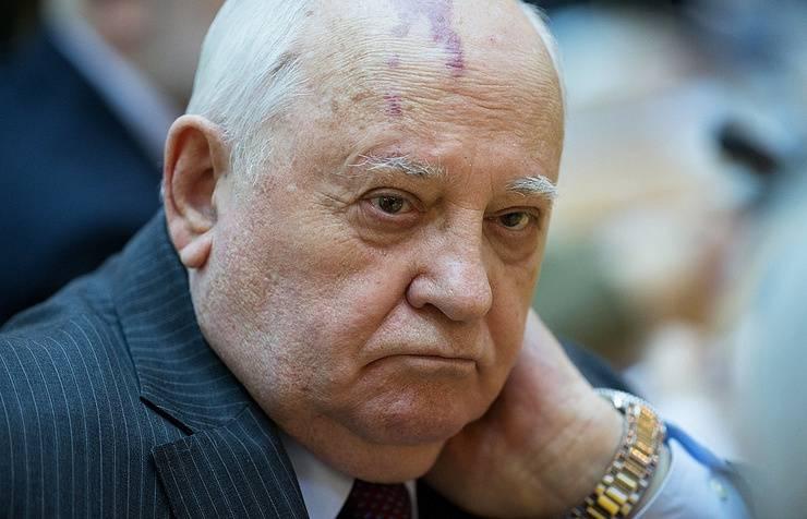Михаил Горбачев: я отдал власть чтобы избежать кровопролития
