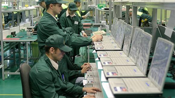 В Российской Федерации разработают ноутбук для работы вэкстремальных условиях